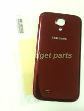 New OEM  (RED)  Samsung Galaxy S4 i9500 i337 R970 M919 Battery Back Cover + S/P