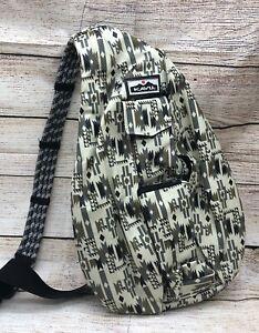KAVU Rope Sling/Crossbody/ Shoulder Bag/waterproof Backpack