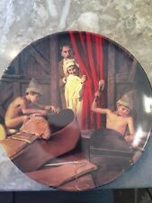Limited Edition Vintage Collector Plates