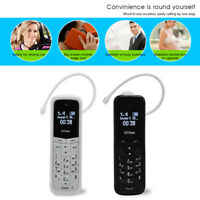 BM50 Mini Small Tiny GSM Mobile Phone Bluetooth Dialer Headset Cellph CYN