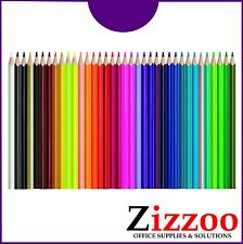 COLOURING PENCILS BY MAPED  PACK OF 36  GREAT COLOURS  INCLUDING GOLD AND SILVER