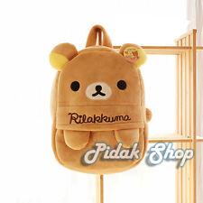 zaino rilakkuma schoolbag rucksack peluche plush bear kawaii grande big new ted