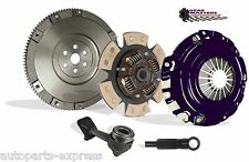CLUTCH KIT WITH SOLID FLYWHEEL CONVERSION KIT STAGE 2  FOR 04-07 FORD FOCUS 2.3L