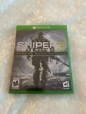 Sniper: Ghost Warrior 3 - Season Pass Edition Xbox One [Brand New]