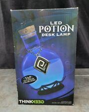ThinkGeek LED Potion Desk Lamp - Color Changing LED Lamp