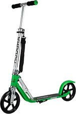 Hudora BigWheel 2020 Grass   faltbarer Alu Big Wheel Scooter Roller 205