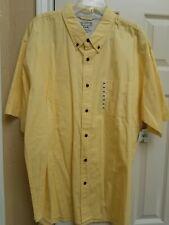 Austin Clothing Co - Short Sleeve Twill Button Down Shirt