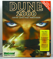 Dune 2000 (PC, 1998) - PC Big Box - CD - Video Game - Fast Shipping in US!