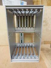 Netstal 7-Slot Card Rack AMS-MBUS AMSMBUS Used