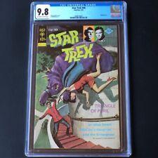 Star Trek #40 (Gold Key 1976) 💥 CGC 9.8 💥 HIGHEST GRADED - 1 of Only 6! Kirk