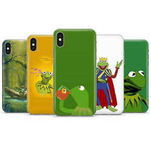 KERMIT THE FROG MEME MUPPET PHONE CASES & COVERS FOR IPHONE 5 6 7 8 X 11 SE 12
