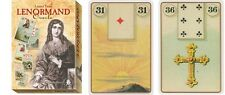 Lenormand Oracle Set NEW Sealed 36 color Cards Book 192 Pgs Divination Mediation