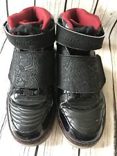 Nike Air Jordan Best Of Both Worlds Black Red Varsity Red Size 6.5 youth RARE