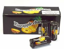 PINEAPPLE Charcoal 120 Pcs Tabs Coal Easy Lighting Shisha Hookah With Hole