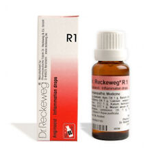 Dr. Reckeweg R1 50ml Drops for Inflammations of the Lymphatics of the Pharynx
