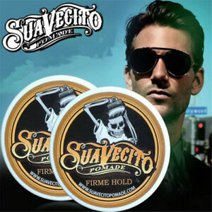 Suavecito Pomade Firme Hold /Strong Hold Pomade 4 oz.