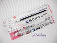 (1 Barrel + 2 extra Refills) Tombow Mono EH-KUR Retractable Circle Eraser, OG