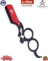 Professional Barber Salon Cut Throat Straight Double Edge Shaving Shavette Razor