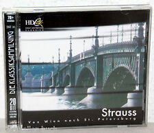 CD STRAUSS - Von Wien nach St. Petersburg
