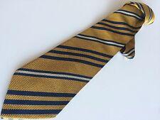 S.T. DUPONT Cravatta Tie Original Nuova New 100% Seta Silk Made In Italy