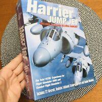 New Sealed Harrier Jump Jet Falkland Islands Conflict PC Big Box Game