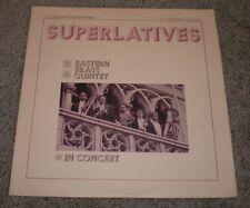 Superlatives Eastern Brass Quintet In Concert~VG++ Vinyl~FAST SHIPPING!!!