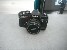 appareil photo / konica autoreflex TC  SLR et konica hexanon AR 40 mm F1.8