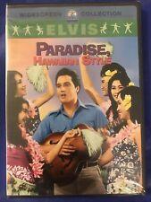 Paradise Hawaiian Style (DVD, 2003) Elvis, New And Sealed!!