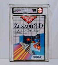 Zaxxon 3-d Sega Master System VGA 90 SIGILLATO