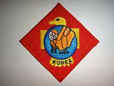Korea War (1950-53) Patch Us 45th Infantry Division Aviation Unit