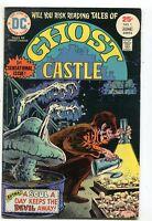 Ghost Castle 1 Fine/VF (1975)  DC Comics   *CBX2B