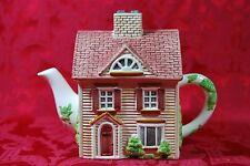 Johnson Bros Friendly Village Series 1: The Village Street No 4,483 Tea Pot Home
