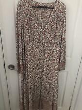 Sportsgirl Boho/Hippy Dress Size 16