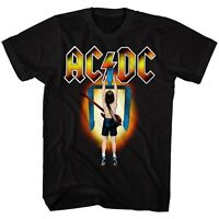 AC/DC cd cvr FLICK OF THE SWITCH Official SHIRT XXL 2X New angus young