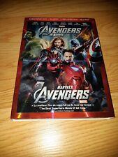 Avengers Blu Ray + DVD