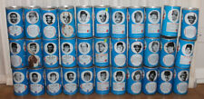 1978   33x RC Cola MLB Baseball Soda Pop Cans & Football