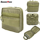 1000D Molle Tactical Military EDC Utility Tool Bag Medical First Aid Pouch OD