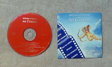 CD AUDIO MUSIQUE PROMO / MÉLODIE D'AMOUR AU CINÉMA CLASSIQUE CD 10T