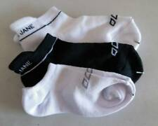Genuine Lorna Jane Secret Socks Invisible Low Cut/Shape Up No-Slip Socks 3 Pairs
