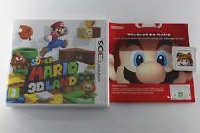 NINTENDO 3DS SUPER MARIO 3D LAND COMPLETO PAL ESPAÑA