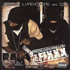 BROTHA LYNCH HUNG & C.O.S. - Fixxx [PA] Brand New Sacramento Rap Free Shipping!