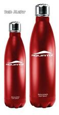 RED 17 OZ INSULATED SLIM SPOUT THERMOS BEVERAGE CARRIER WATER BOTTLE STEEL
