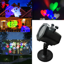 SALE! LED Outdoor Projector for Christmas Birthday Wedding Party, 12 Patterns!