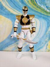 Bandai Power Rangers Legacy Loose White Ranger Tommy Mmpr