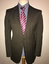 GIEVES & HAWKES SAVILE ROW LONDON SUIT by CHESTER BARRIE TOWN & COUNTRY 42x35