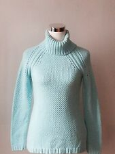 Talbots Sweater Turtleneck Wool Blend Size P Petite New
