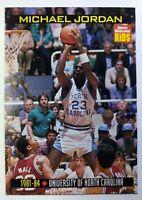 1999 99 Sports Illustrated for Kids Series 4 Michael Jordan #777, Perforated