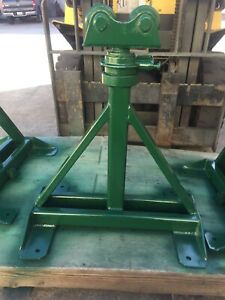 USED  Greenlee 656 Ratchet Type Reel Stand.