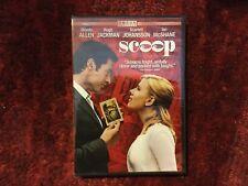 Scoop with Hugh Jackman + Scarlett Johansson & Ian McShane