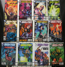 Birds of Prey (DC 2004-08) #74-118 Lot of 20Diff Oracle Black Canary Blackhawk +